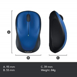 Logitech Wireless Mouse M190